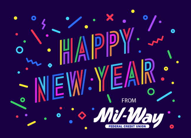 Happy New Year from Mil-Way
